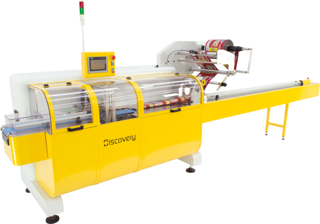 Ensacheuse Horizontale Flowpack DISCOVERY TLM